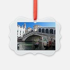 Venice Gift Store Pro Photo Ornament
