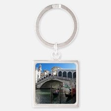 Venice Gift Store Pro Photo Square Keychain