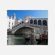 Venice Gift Store Pro Photo Throw Blanket