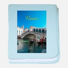 Venice Gift Store Pro Photo baby blanket
