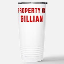 Cute Gillian Travel Mug