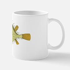 Blowfish Vintage Image Mug