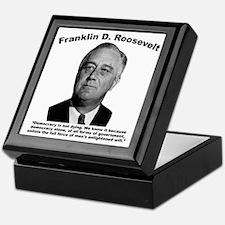 FDR: Democracy Keepsake Box