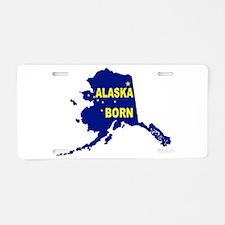 Unique Sarah palin Aluminum License Plate