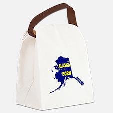 Cute Sarah palin Canvas Lunch Bag