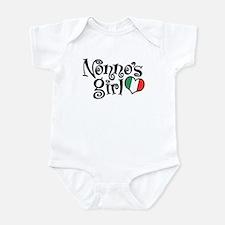 Nonno's Girl Infant Bodysuit