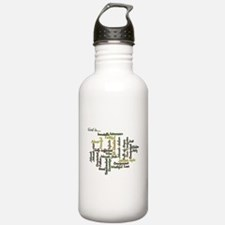 Attributes of God Water Bottle