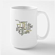 Attributes of God Mugs
