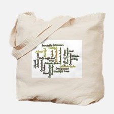 Attributes of God Tote Bag
