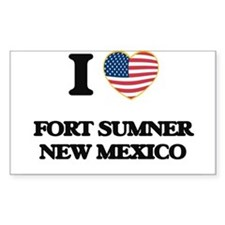 I love Fort Sumner New Mexico Decal