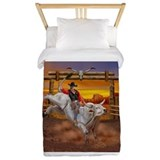 Bull riding Twin