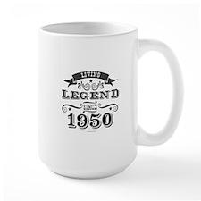 1950 Living Legend Mugs
