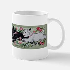 Westie Rabbit Scottie Mugs