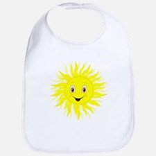 Little Sunshine Cartoon Bib