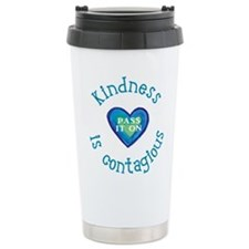 Kindness is Contagious Travel Mug