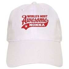 World's Most Awesome Nonna Baseball Cap