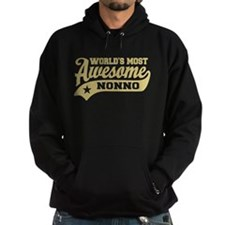 World's Most Awesome Nonno Hoody
