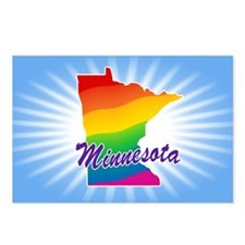 Rainbow State Postcards (Package of 8)