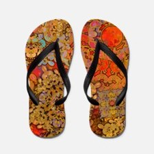 Jewel of the Orient Flip Flops