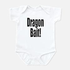 Dragon Bait Infant Bodysuit
