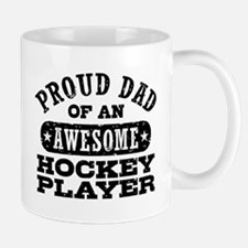 Proud Hockey Dad Mug