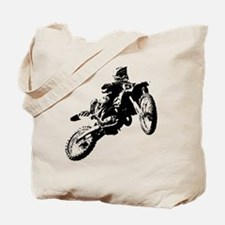 motor cross Tote Bag