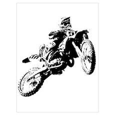 motor cross Poster