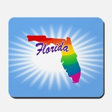 Rainbow State Mousepad