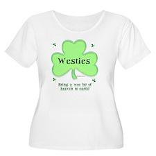 WestieHeaven Plus Size T-Shirt