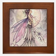Cute Fae Framed Tile