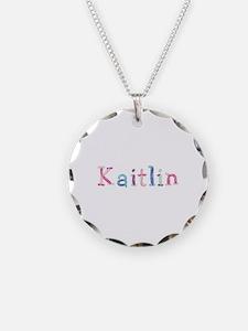 Kaitlin Princess Balloons Necklace