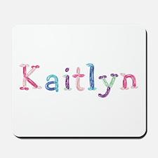 Kaitlyn Princess Balloons Mousepad