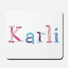 Karli Princess Balloons Mousepad