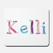 Kelli Princess Balloons Mousepad