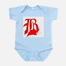 Blood Gang History Month Infant Bodysuit