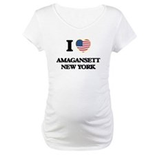 I love Amagansett New York Shirt
