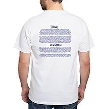 Crip Gang History Month Shirt