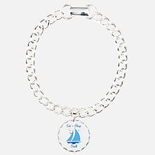 Eat Sleep Sail Bracelet