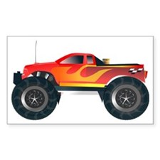 Monster Truck Decal