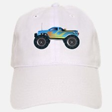 Monster Truck Baseball Baseball Cap