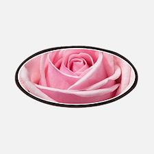 Light Pink Rose Close Up Patch