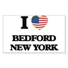 I love Bedford New York Decal