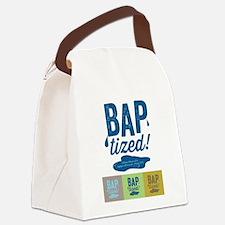 Baptized! Canvas Lunch Bag