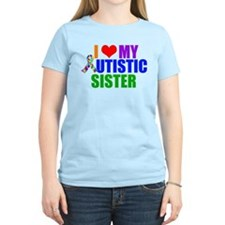 Autistic Sister T-Shirt