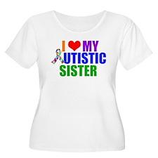 Autistic Sist T-Shirt