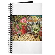 Needlepoint Terrace Journal