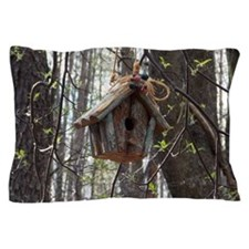 Unique Wood Pillow Case