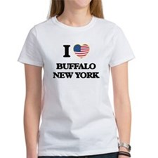 I love Buffalo New York T-Shirt