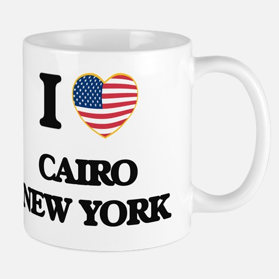I love Cairo New York Mug