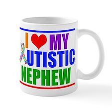 Autistic Nephew Mug